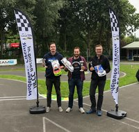 5th 2018 club race at HFCC club in Den Haag