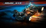 XRAY X12'20 EU SPECS - 1/12 PAN CAR - 370011_