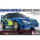 TAMIYA 1/10 RC Subaru Impreza WRX TT-01E - 47372_
