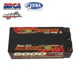 Gens ace Redline Series Shorty 6000mAh 7.6V 2S 130C HV LiPo (5mm, 220g)_