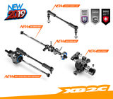 XRAY XB2 - 2019 Specs - 2WD 1/10 Electric Off-Road Carpet Edition - 320006_