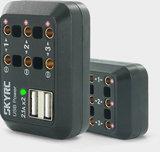 SKYRC DC Power Distributor (Banana connector) - SK-600114-01_