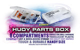 HUDY PARTS BOX - 8-COMPARTMENT - 298014_
