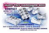 HUDY TINY HARDWARE BOX - 8-COMPARTMENTS - 298018_