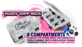 HUDY DIFF BOX - 8-COMPARTMENTS - 298019_
