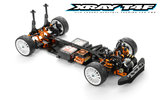 XRAY T4F - 2019 SPECS - 1/10 LUXURY ELECTRIC FWD TC - 300200_