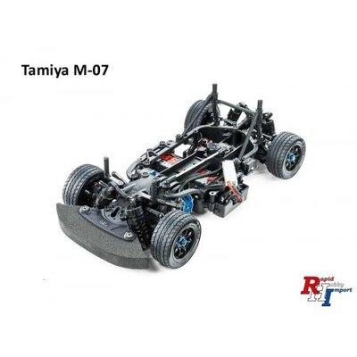 TAMIYA RC M-07 Concept Chassis Kit M-07 - 58647