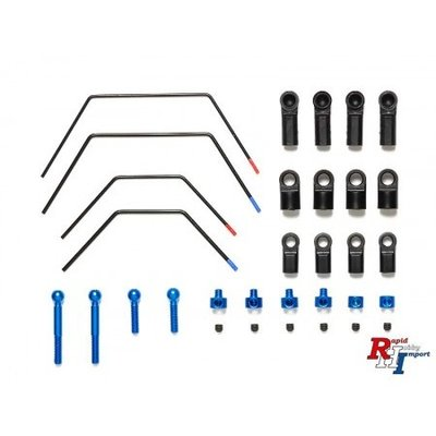 TAMIYA M-07 Stabilizer Set (Front, Rear) - 54757