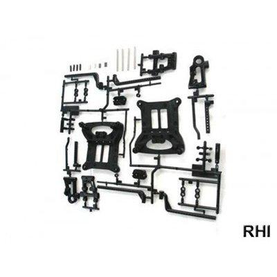 TAMIYA TT-01/D B-Parts Body Holder/Bumper - 51217
