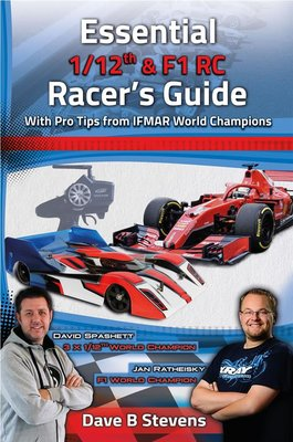 Essential 1/12th & F1 RC Racer´s Guide-Book - RCF-Book