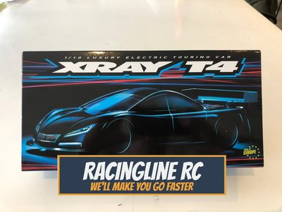 XRAY T4 - 2020 SPECS - 1/10 LUXURY ELECTRIC TC - CARBON - 300026