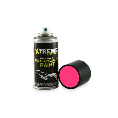 Lexan RC PAINT 150ml - Size : Fluo Pink - 1009
