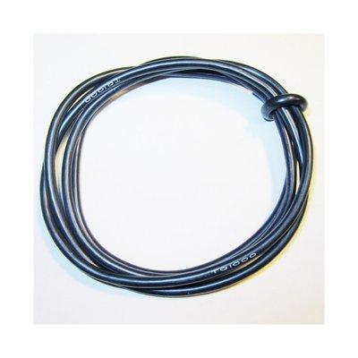 TQ Wire 1000 14 3' Black Gauge Wire - 1431