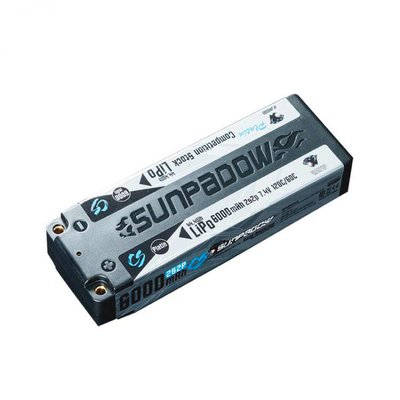Sunpadow CS Platin 6000 mah battery - JR0001
