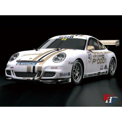 TAMIYA 1/10 RC Porsche 911 GT3 Cup08 (TT-01E) - 47429