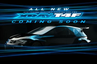 XRAY T4F - 2020 SPECS - 1/10 LUXURY ELECTRIC FWD TC - 300201