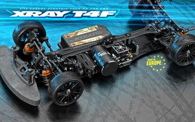 XRAY T4F - 2021 SPECS - 1/10 LUXURY ELECTRIC FWD TC - 300201