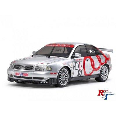 TAMIYA 1/10 RC Audi A4 Touring TT01E - 47414
