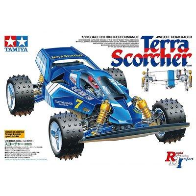 TAMIYA 1/10 RC Terra Scorcher 2020 - 47442