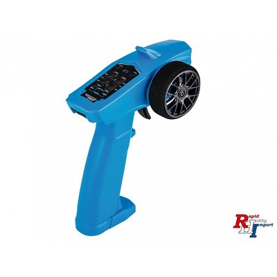 Carson Refelx Wheel Start 2.4GHz Blauw Radioset - 500100