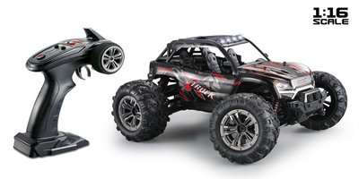 ABSIMA Scale 1:16 4WD High Speed Sand Buggy 2,4GHz Black/Red - 16005