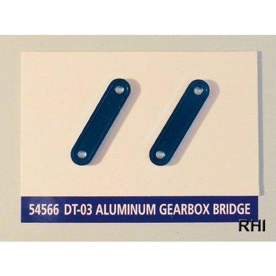 TAMIYA DT-03 Aluminum Gearbox Bridge - 54566