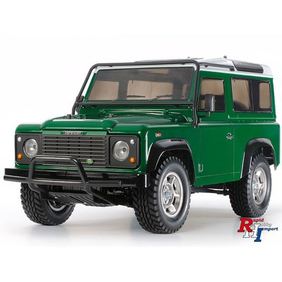 TAMIYA 1:10 Land Rover Defender 90 CC-01 - 58657