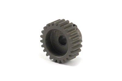 Xray ALU PINION GEAR - HARD COATED 24T / 48, X365724 - 365724