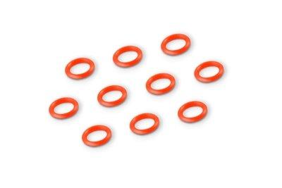 Xray Silicone O-ring 5x1.5  (10) - 971050