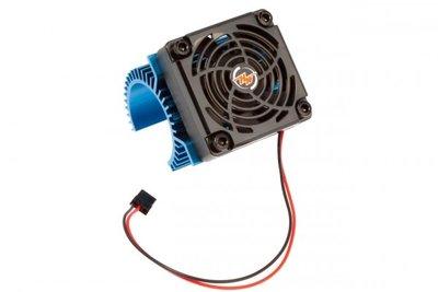 Hobbywing Fan + Heatsink C1, 5v, 36mm Diam, 60mm Length, 2s Lipo - 86080120