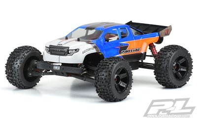 Proline Brute Clear Body For Arrma Outcast & Notorious - 3526-00