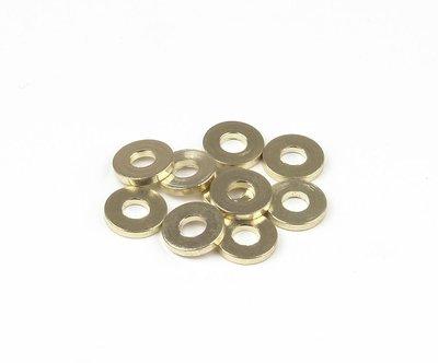 Xray Steel Shim For Lower Susp. Holder 3x7.5x1.15 (10), X303133 - 303133