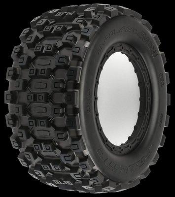 Proline Badlands Mx43 For Pro-loc X-maxx Whs F/r - 10131-00