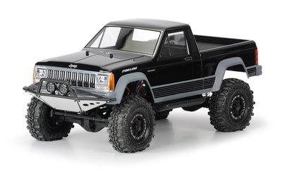 Proline Jeep Comanche Full Bed Clear Body 12.3