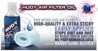 Hudy Air Filter Oil, H106240 - 106240