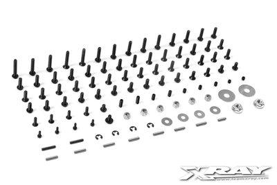 Xray Xb4 Mounting Hardware Package - Set, X369300 - 369300