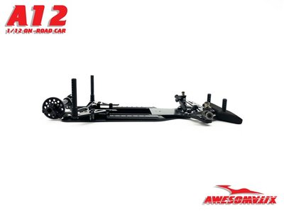 AWESOMATIX A12 1/12 Electric PAN CAR+GIFT RHG4.2 - A12