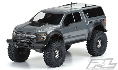 Proline 2017 Ford F-150 Raptor Clr Bdy For 12.8