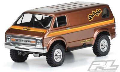 Proline '70s Rock Van Clear Body For 12.3