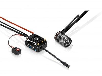 Hobbywing Combo Xerun Axe540l R2 2100kv Foc System - 38020312