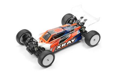 Lunsford Racing XRAY XB2C//XB2D 2020 Super Duty Titanium Turnbuckle Kit