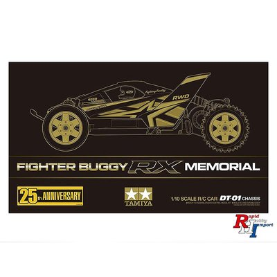 47460 1:10 RC Fighter Buggy RX Memorial DI-01