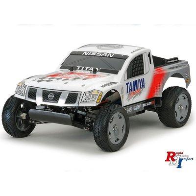58511, 1/12 DT02 Racing Truck Nissan Titan