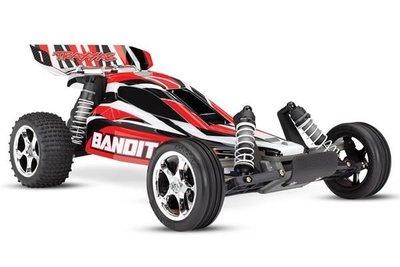 Traxxas Bandit Xl-5 Tq (no Battery/charger), Red, Trx24054-4r - 24054-4R