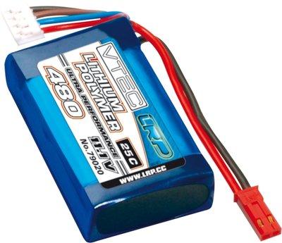79020 lrp lithium polymer 480 11.1v 25c