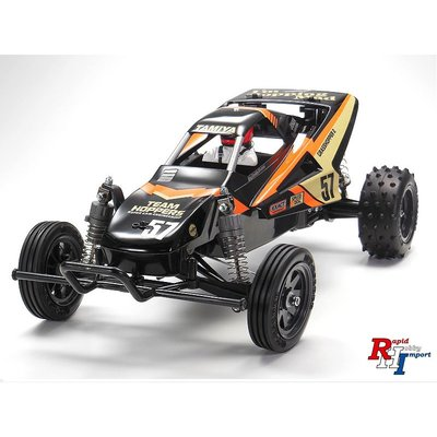 47471 1:10 RC Grasshopper II Black Edition