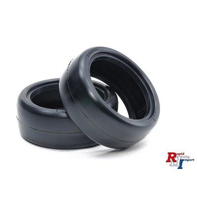 22000 RC Reinforced Racing Tires Medium 24mm 2 Stuk
