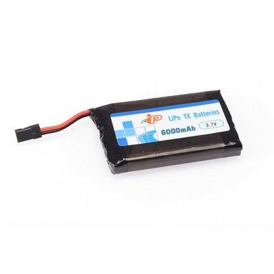 Intellect 6000mAh 3.7V 1S TX LiPo for Sanwa M17