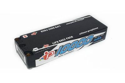 Intellect Graphene 2020 TC Stock-Long Runtime 10000mAh 7.6V 2S 120C HV LiPo (5mm, 335g)