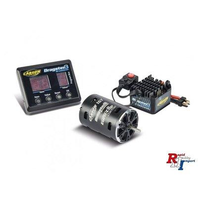 906248 Brushless-Set Dragster 3 16 Turns Formel